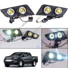 LED Fog Lamp Spot Lamp Kit for Ford Ranger T6 Facelift Px2 Mk2 2015 2016 2017 k
