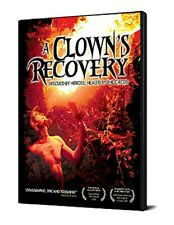 A Clown's Recovery (2013) Rescued by heroes, Healed by the Circus DVD!