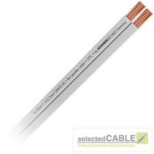SOMMER CABLE 2 x 2,5 mm² SC TRIBUN 225 OFC flaches Lautsprecherkabel | 425-0310