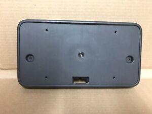 NEW, GENUINE OEM - SAAB 5289095 License Plate Mount Bracket Holder Plastic