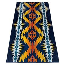 "New Pendleton Oversized Beach Spa Bath Towel 40""x70"" Aztec Native Boho Mendoza"