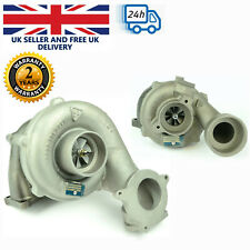 Set of Two Turbochargers for BMW 535d, E60, E61, (272 BHP / 200 KW).