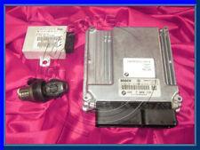 BMW X5 E53 X3 E83 3.0d M57N DIESEL ENGINE SET ECU MODULE DDE EWS 4.3 KEY LOCK