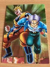 Carte Dragon Ball Z DBZ Collection Card Gum Part 4 #SP-45 Prisme ENSKY 2006