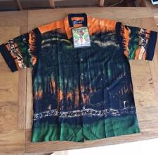 Medium Apocalypse RARE MAMBO LOUD SHIRT Australian Hawaiian