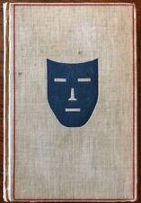 The Thin Man, by Dashiell Hammett, Hardcover 1934, 5th printing