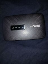 Alcatel LINKZONE 8659 MW41MP 4G LTE GSM  Router WiFi Portable Hotspot Black