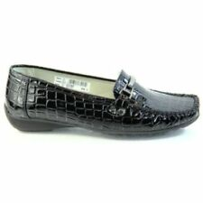 Zapatos planos de mujer sin marca de piel sintética