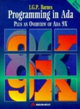 Programming in Ada: Plus an Overview of Ada 9X (International Computer Science