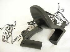 Sartore Paris Gr 35,5 Plateau Sandaletten High Heels Schuhe Shoes neu UVP 398 €