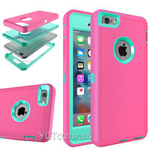 iPhone 7 / 7 Plus / 8 / 8 Plus/ X Case Cover Protective Hybrid Rugged Shockproof