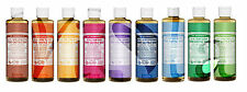 Dr Bronner Organic Moisturising Pure Castile Liquid Natural Vegan Soap 237ml