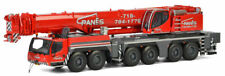 WSI 1:50 Liebherr 1350 6.1 Mobile Crane  Cranes Inc. 51-2036  RETIRED