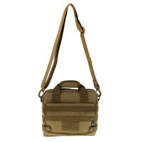 "Molle 10"" Laptop Handbag Military Tactical Shoulder Messenger Bag Briefcase"