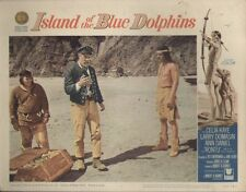 Island of the Blue Dolphins 11x14 Lobby Card #1