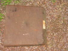 Oliver Tractor Battery Cover