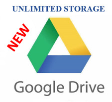 Unlimited Google Drive Storage/ Cloud Drive (For Your Existing Gmail)