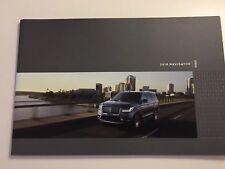 2018 LINCOLN NAVIGATOR 36-page Original Sales Brochure