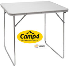 REIMO CAMP4 Twiggy 2 Small 80x60cm Folding Outdoor Table Camping/Motorhome/Boat