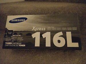 Samsung Original MLT-D116L Black Toner Cartridge (3000 pages)