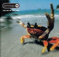 THE PRODIGY : THE FAT OF THE LAND / CD