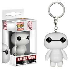Big Hero 6 Nursebot Baymax Pocket Pop! Vinyl Keychain Keyring