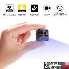 1080P HD Mini Hidden SPY Camera Motion Detection Video Recorder Nanny Security