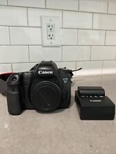 Canon EOS 6D 20.2MP Full Frame 20.2 MP Camera (Body Only) CASE, Charger, Battery