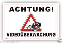 Schild,Achtung,videoüberwachung,videoüberwacht,video,Warnung,Hinweisschild,Vi76