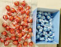 Lindt Lindor Stracciatella White Chocolate & Milk Chocolate Truffles 86 Pcs