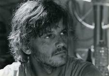 JACQUES PERRIN  LES 40 EMES RUGISSANTS 1981 VINTAGE PHOTO ORIGINAL