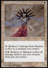 1x Shaman en-Kor Heavy Play, English Stronghold MTG Magic