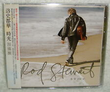 Rod Stewart Time [Deluxe Edition] Taiwan CD w/OBI