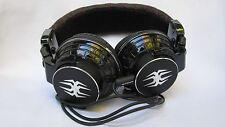 Black Spider PowerForce Audiophile Headphone, Model: E-HEPH-BK01