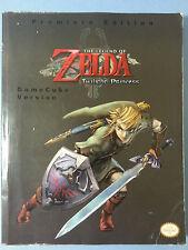 The Legend of Zelda: The Twilight Princess Prima Guide BLACK Nintendo Gamecube
