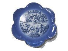"Alaska Souvenir Plate 8"""