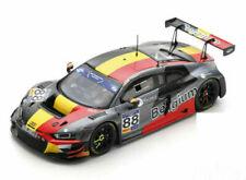 Voitures de sport miniatures noirs Audi