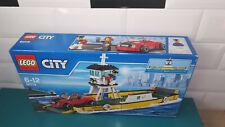 LEGO NEUF scellé City 60119 bateau Le Ferry , le Bac