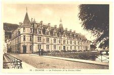 29 - 36. QUIMPER - La Préfecture et la Rivière l'Odet