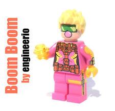 Custom Boom Boom Marvel Super heroes minifigures lego bricks X-Force