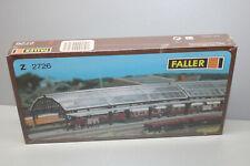 Faller 2726 Kit de Construction Salle de Gare Voie Z Emballage D'Origine