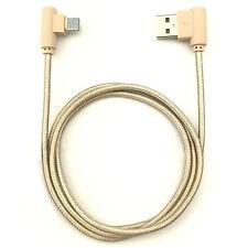 Genuine Nylon Braided USB 3.1 Type-C Data Sync Charger Aufladekabel For MacBook