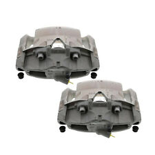 For Volvo S60 XC70 Pair Set of 2 Front Brake Caliper w/ 316 mm Brake Disc ATE
