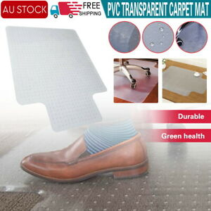 Home Office PVC Chairmat Chair Mat for carpet Hard Floor Protector computer work