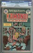 KAMANDI #16 CGC 9.4 WHITE PAGES