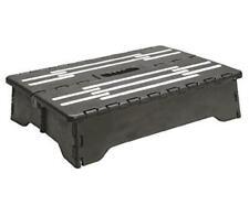 Portable Folding Step Up Stool Car Height Boost Elder Adult Kid Child Heavy Duty