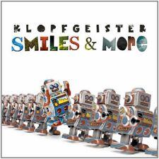 KLOPFGEISTER - SMILES & MORE  CD NEW