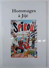 Hommages à Jijé Spirou et l'aventure Comme neuf