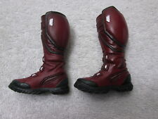 Avengers Captain America Pair of Boots 1/6th Scale MMS 174 - Hot Toys 2012