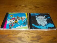 LEON'S SALE: VICE 2 CD LOT-MADE FOR PLEASURE '88 +SECOND EXCESS '90  WET PAINT